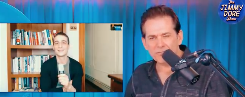 Jimmy Dore Gets the Last Laugh on Russia-gate – Consortiumnews