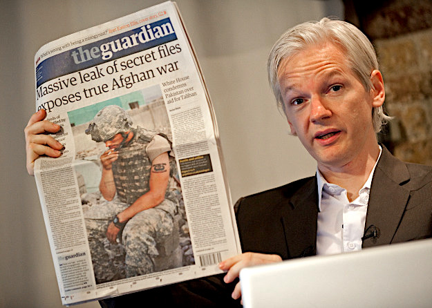 The Revelations of WikiLeaks: No  2 —The Leak That 'Exposed