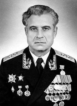 Captain Archipov preventes a nuclear war