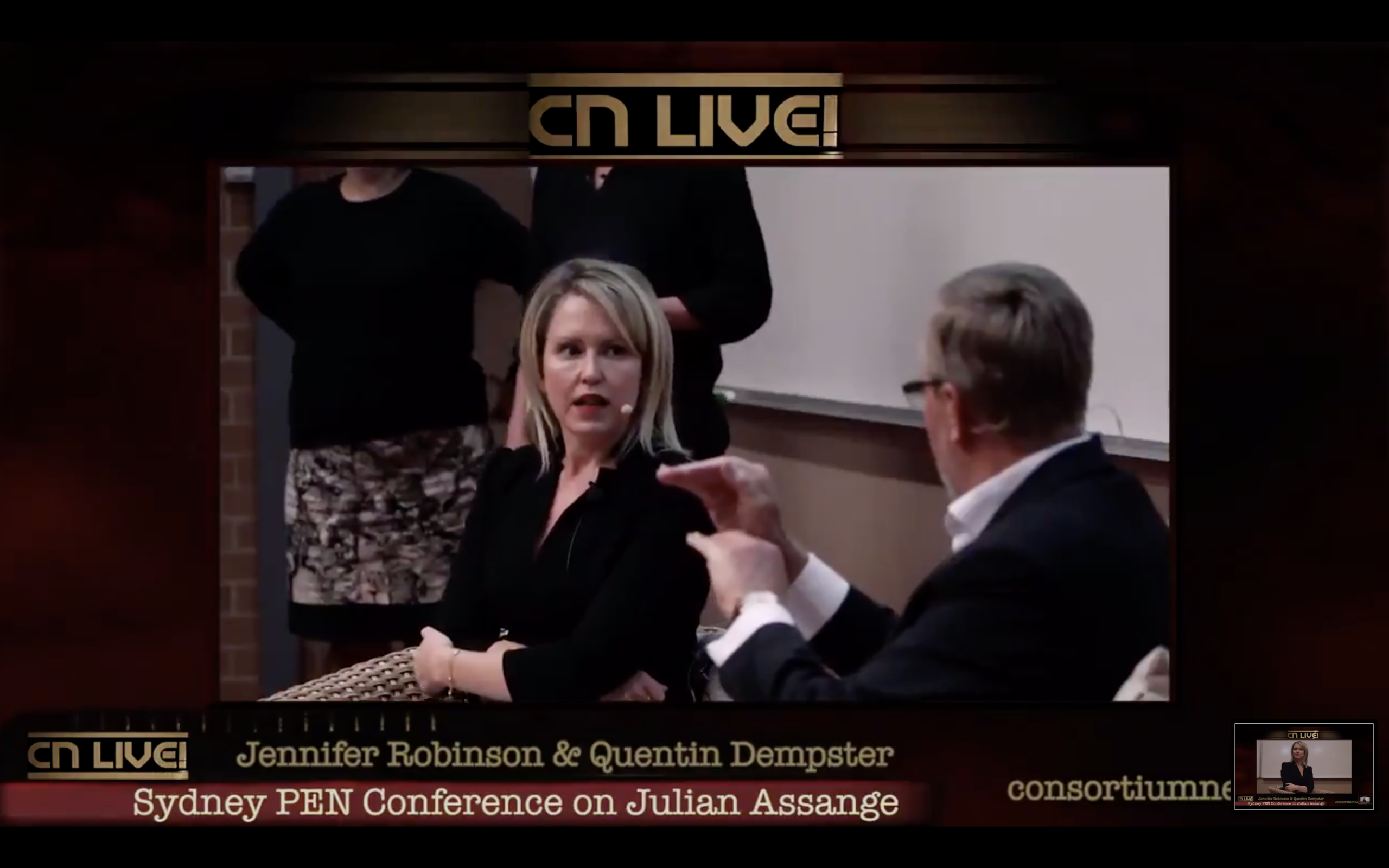 Arbuthnot Out as Assange's Judge, Says Wikileaks Lawyer Jen Robinson