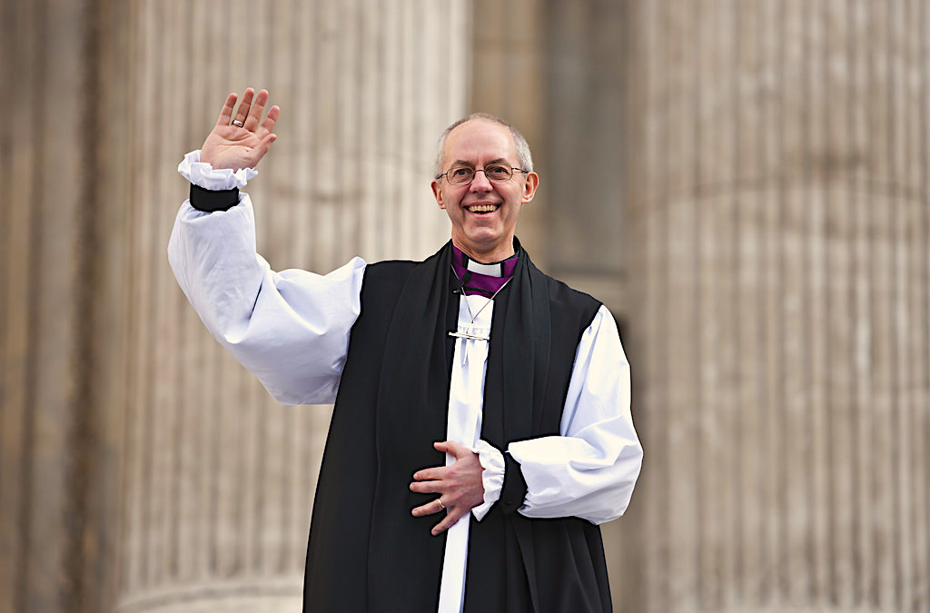 Appeal to Archbishop of Canterbury to Support Release of Julian Assange