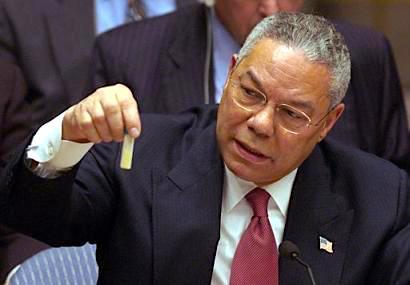 Colin Powell at U.N.