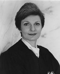 Judge Loretta Preska representing corporate interests