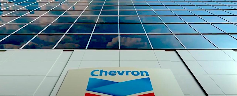 Chevron retaliates against activists