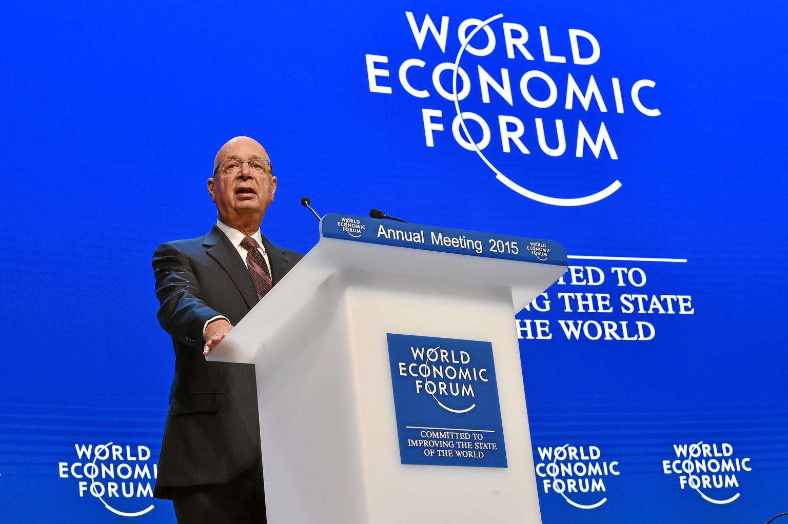 World Economic Forum blueprint for humanity